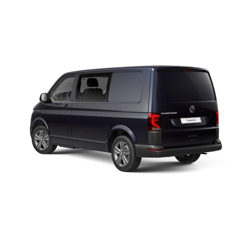 Transporter 6.1 kombi rear quarter
