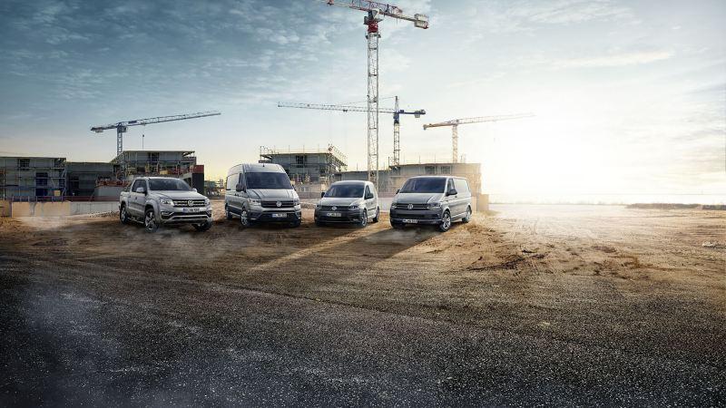 Gamme Volkswagen Utilitaires