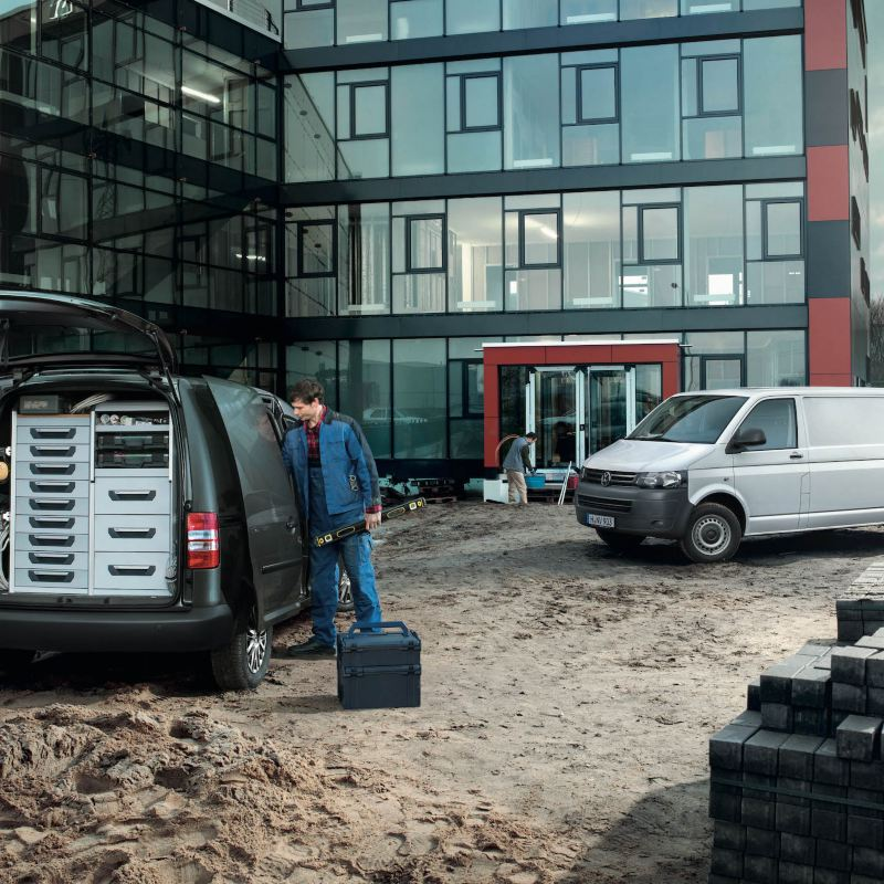 Gama samochodów Volkswagen Samochody Dostawcze.