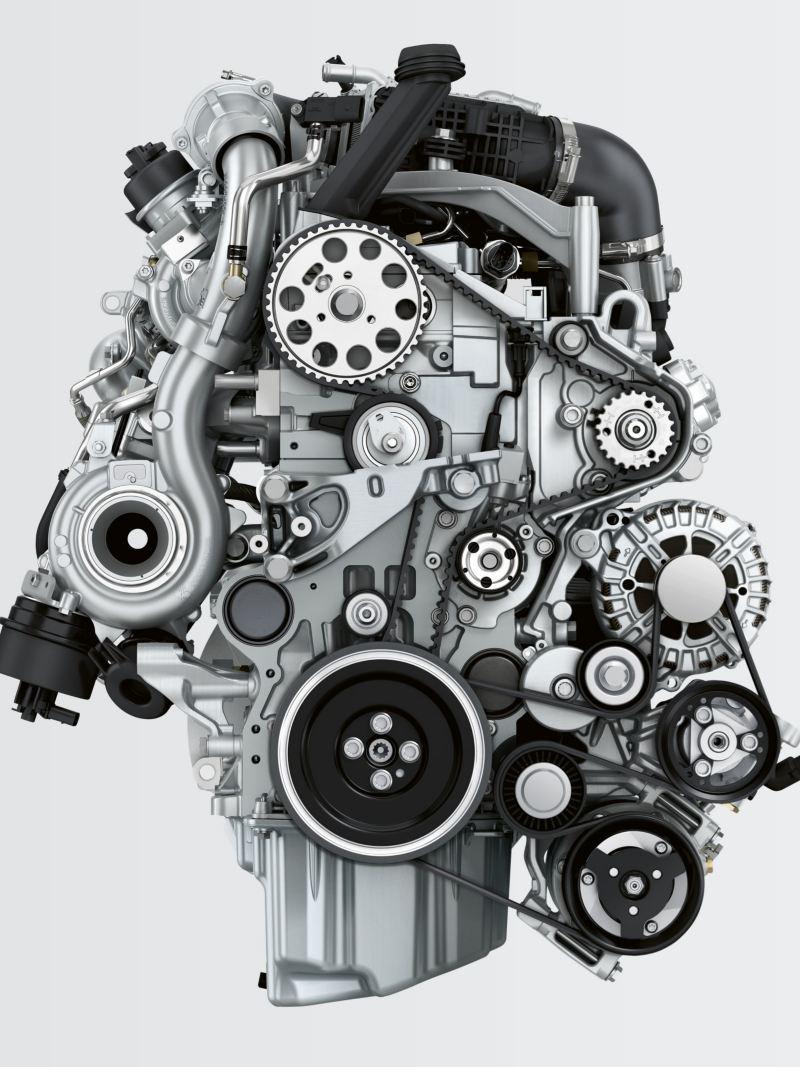 Un moteur amélioré.