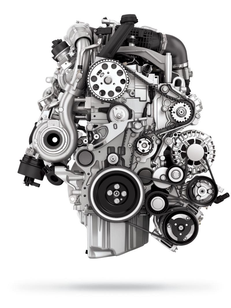 Silnik Volkswagen T6 Caravelle.