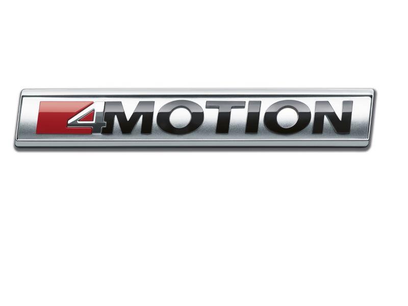 Das 4MOTION-Logo von Volkswagen.