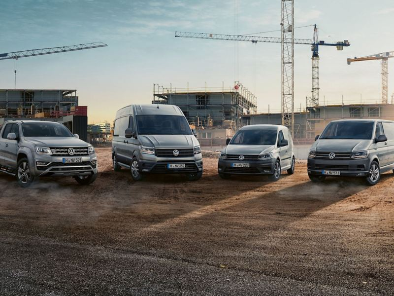 Amarok Crafter Caddy Transport VW Veicoli Commerciali