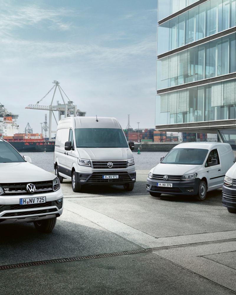Veículos Volkswagen Comercial