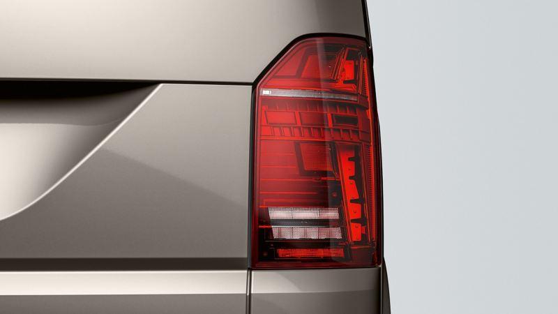 LED-lys og baklys bremselys Transporter 6.1 varebil kassebil arbeidsbil firmabil