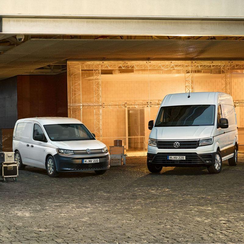 Range Veicoli Commerciali Volkswagen