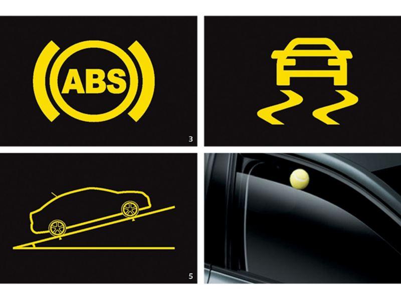 An toàn công nghệ Volkswagen Polo
