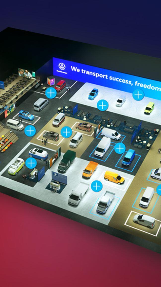 Volkswagen Vehículos Comerciales presenta novedades en sus productos