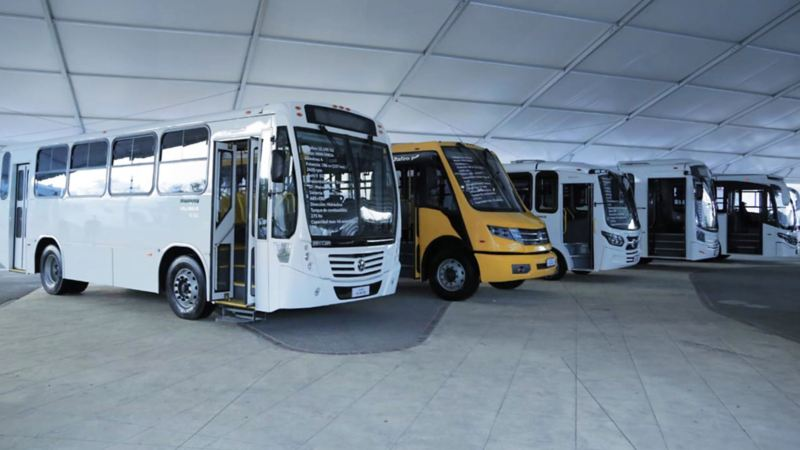 Nueva era de movilidad Volksbus 17.280 OT GNC