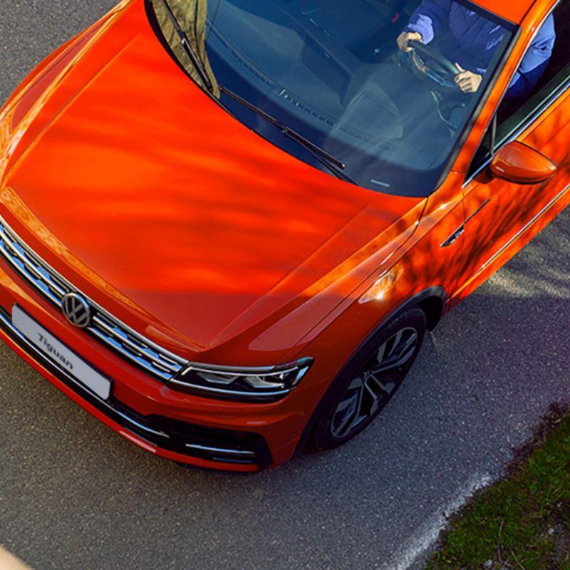 Tiguan, la camioneta familiar de Volkswagen que se produce en las plantas VW de México