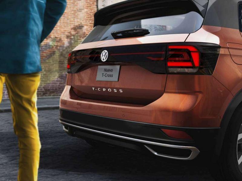 Nuevo T-Cross de Volkswagen - El SUV con dinámico, tecnología y rendimiento