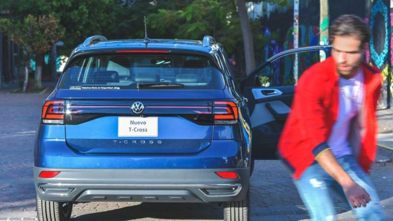 Nuevo T-Cross de Volkswagen, el SUV seguro con 5 estrellas de LATIN-NCAP