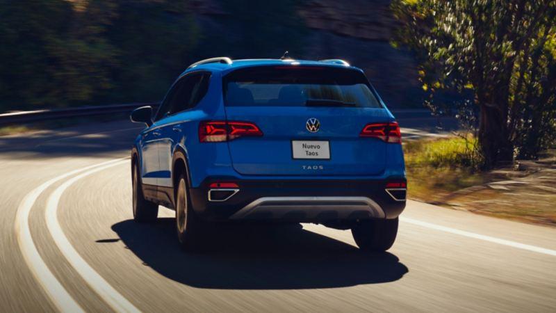 Nuevo Taos, el SUV compacto de Volkswagen con plataforma MQB