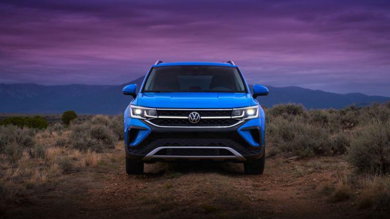 Lanzamiento del SUV Nuevo Taos de Volkswagen México