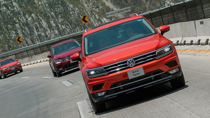 Nuevo Tiguan Volkswagen - SUV seguro, cómodo y espacioso ideal para ciudad