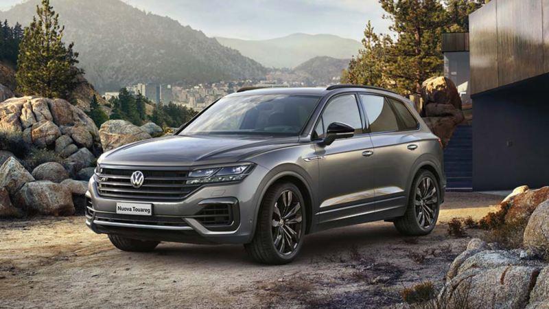 Nuova Volkswagen Touareg 2018