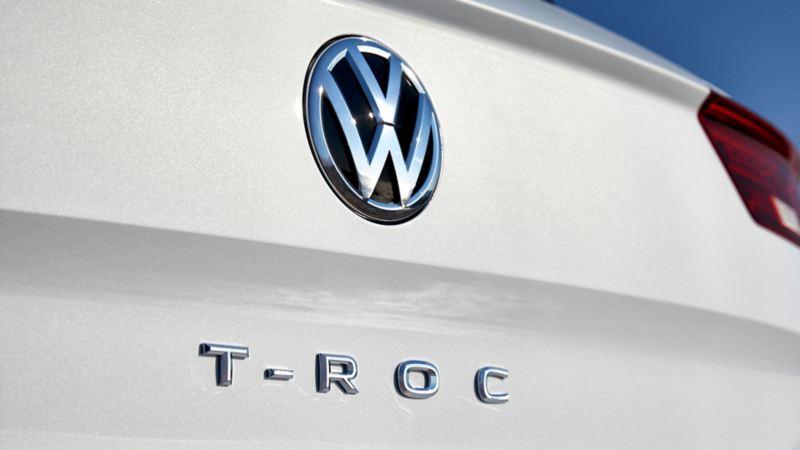 Volkswagen T-Roc bakfra