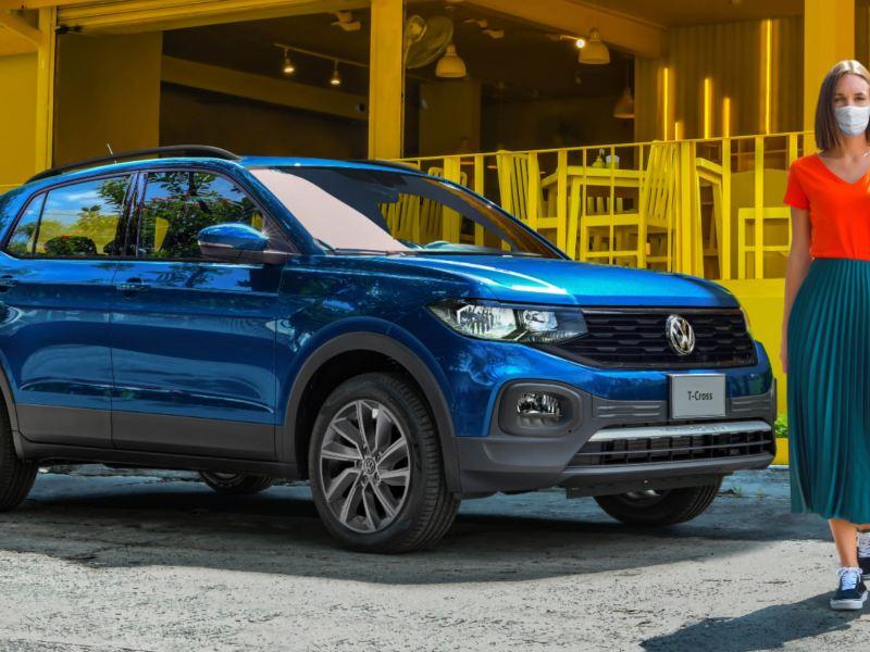 Ofertas de autos y camionetas Volkswagen en septiembre. Cotiza un auto y estrena un VW