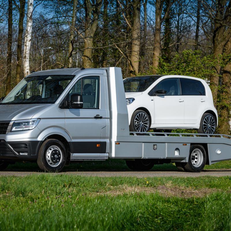 VW Oprijwagen