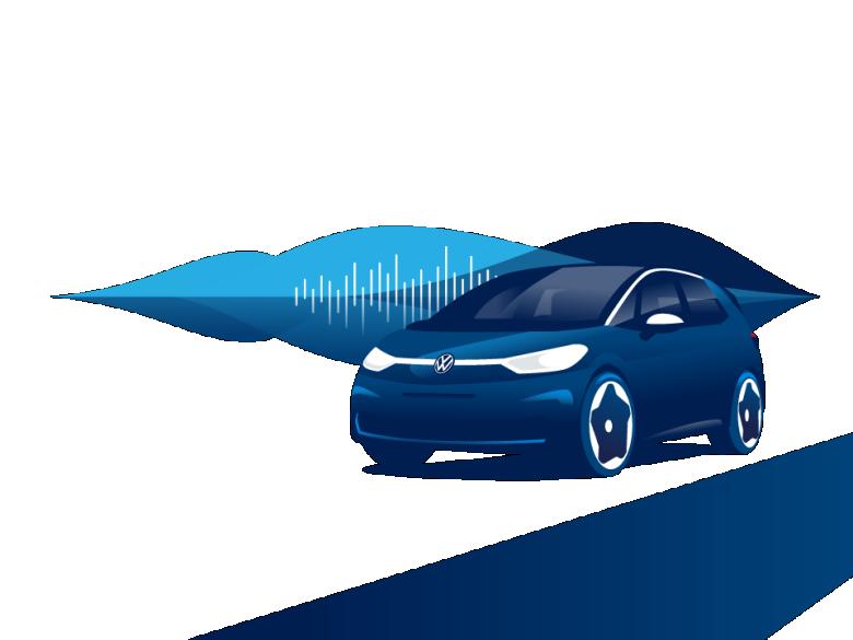 El Sonido del ID. de Volkswagen