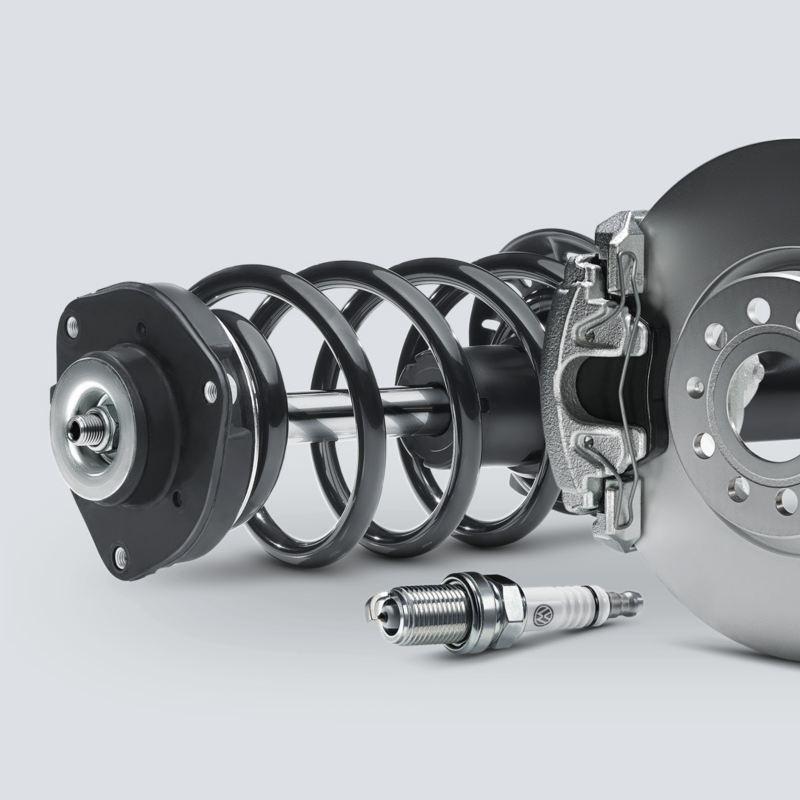 Volkswagen Orginaldelar