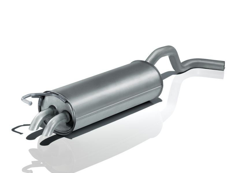 Image of a genuine exhaust silencer