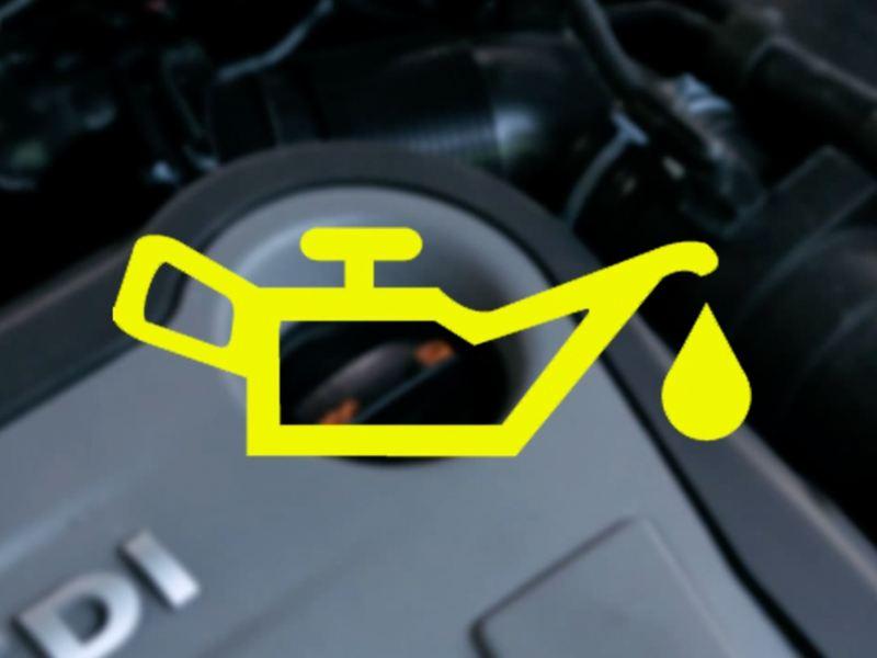 Oil canister logo