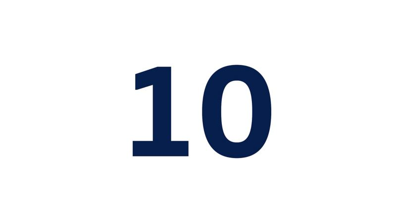 Volkswagen 10 service promise number 10