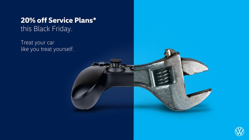 Black Friday service plan offer