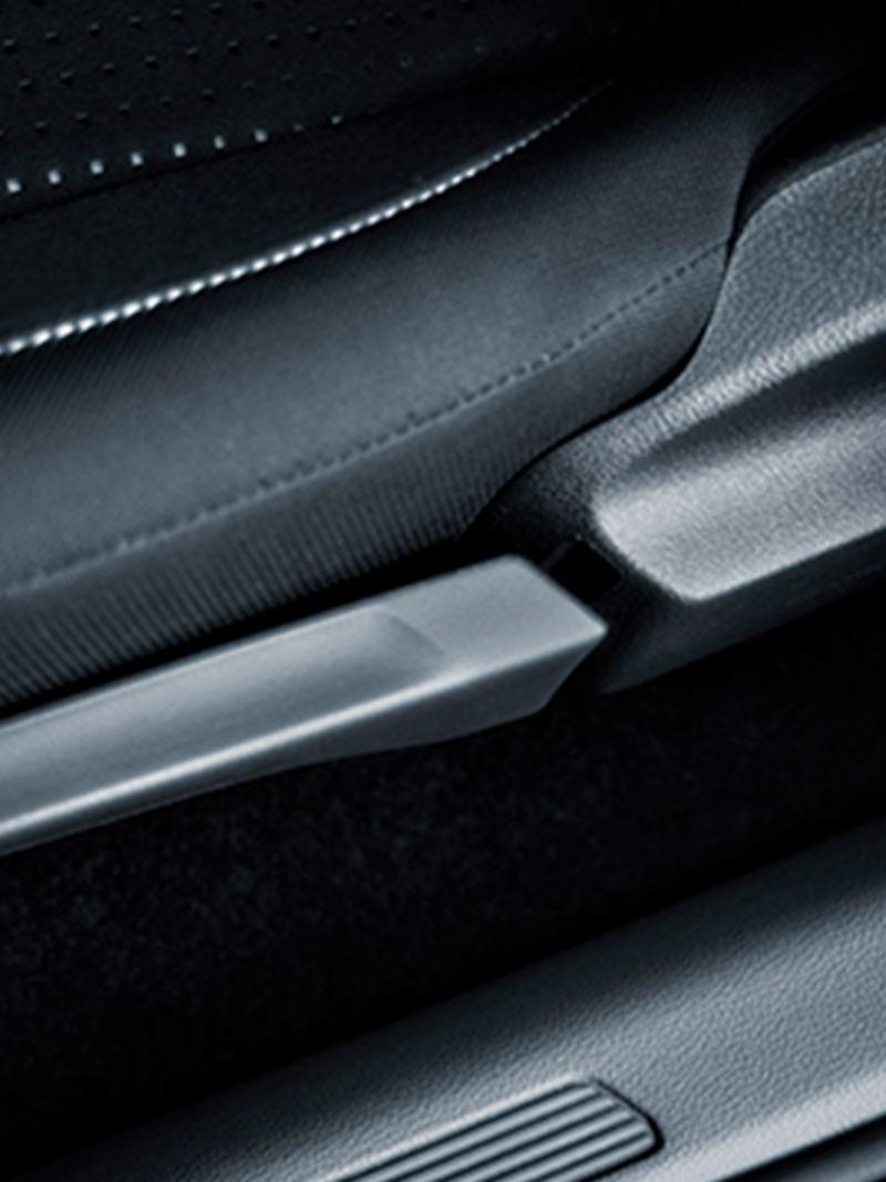 Ajuste de altura en asiento de Nuevo Virtus de Volkswagen