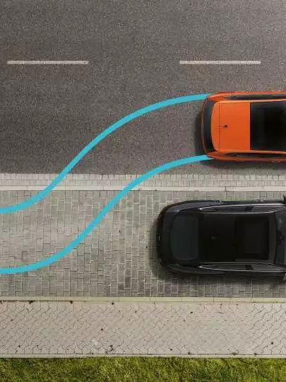 Technologie de stationnement Park Assist