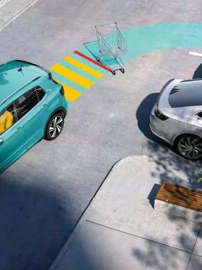 T-Cross aide au stationnement