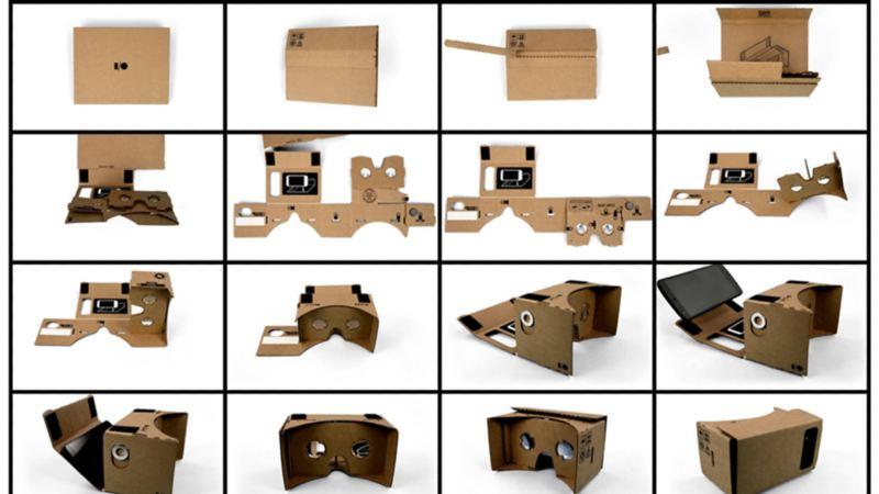 Pasos para hacer tu propio visor de realidad virtual para ver desde tu smartphone el ID.3