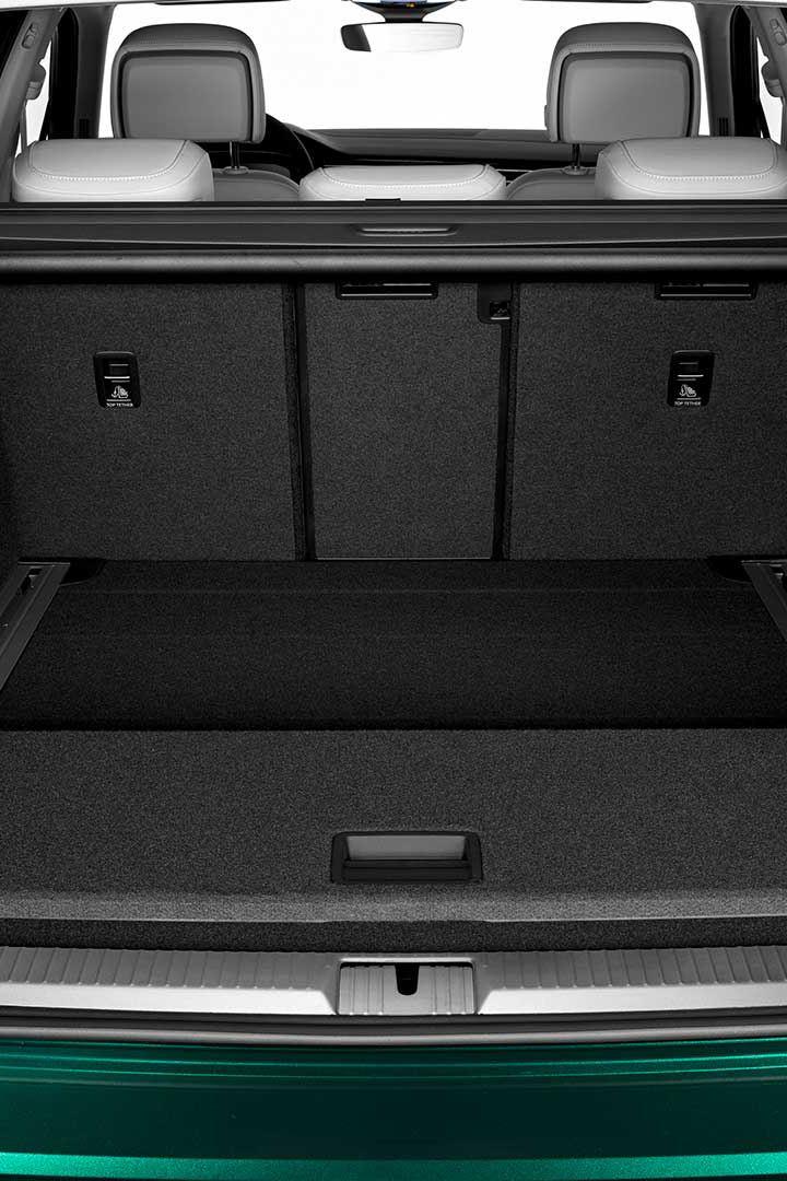 Volkswagen Passat Alltrack bagasjerom