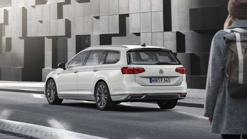 Volkswagen Passat GTE facelift bakfra