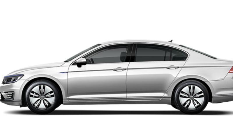 Volkswagen Passat GTE ladbar hybrid