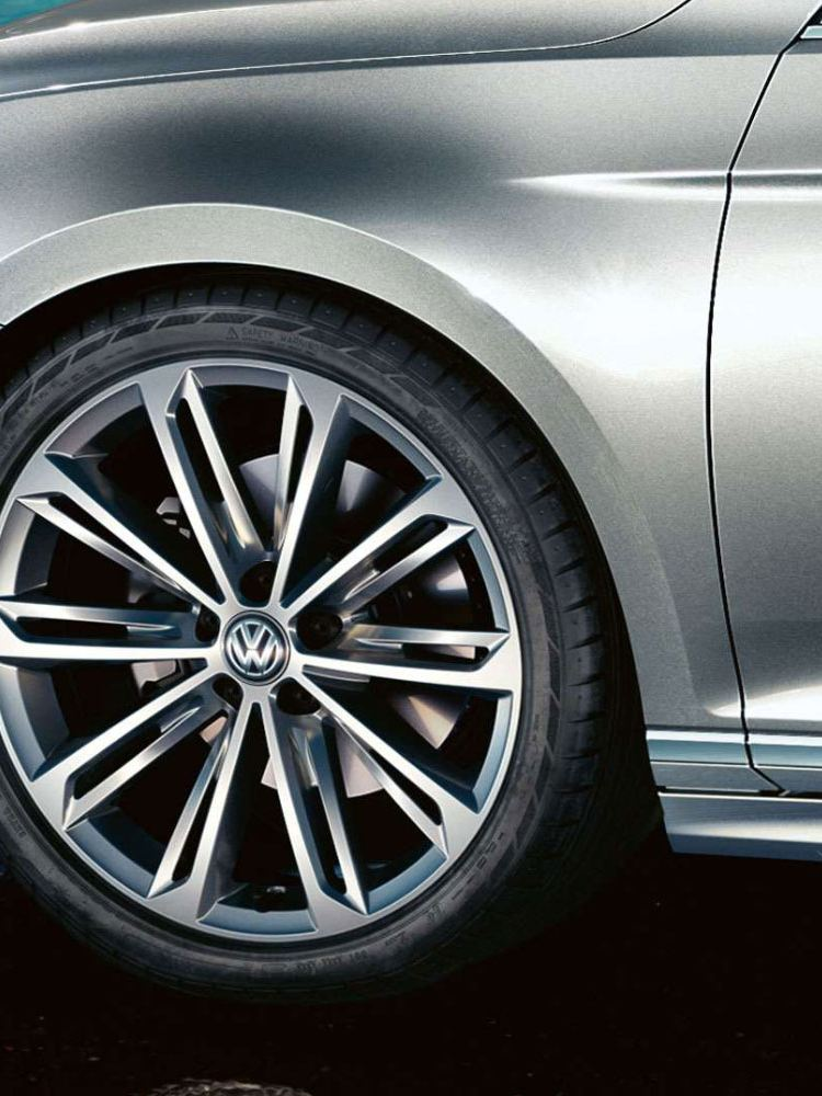 Passat wheels