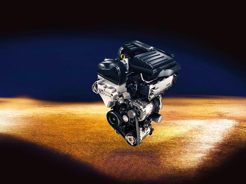 A TSI engine