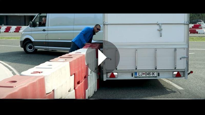Pit-Stop testar Volkswagen Crafter.