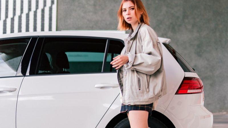 auto sedán obtenido mediante plan de financiamiento Credit de Volkswagen