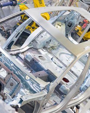 Plataforma MQB de automóvil fabricado en planta de Volkswagen México