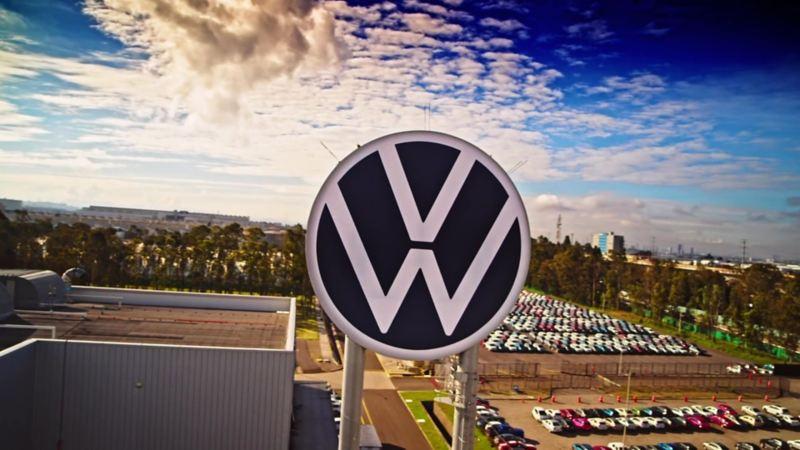 Planta Volkswagen Puebla - Fábrica de los autos mexicanos Nuevo Taos, Tiguan, Jetta y Golf