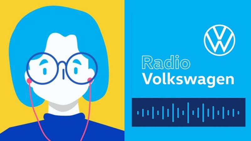 Conoce el podcast Radio Volkswagen y conoce más sobre la marca de carros