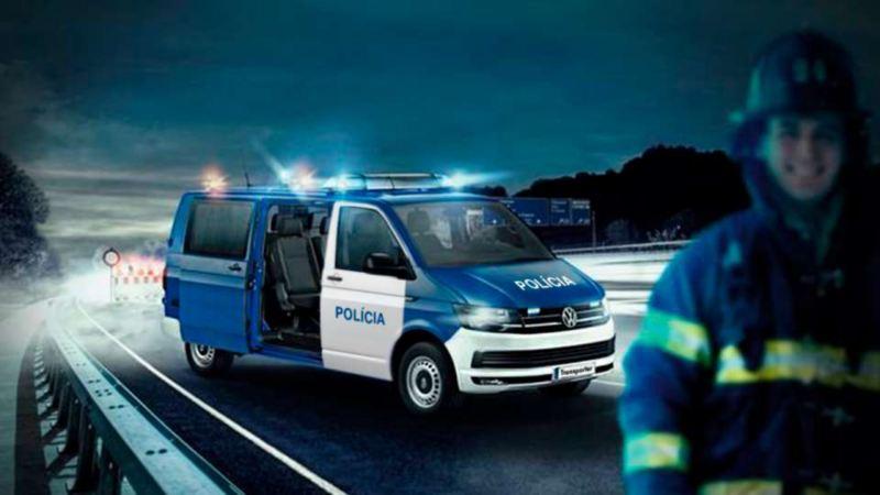 Transporter Policial