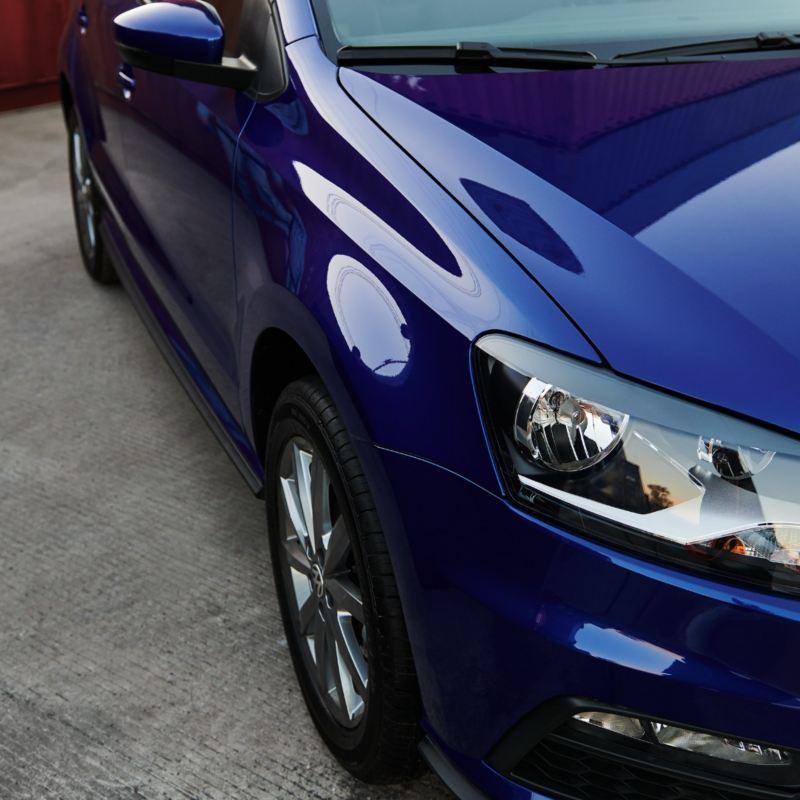 Carro Polo 2020 disponible a precio accesible en Concesionarios Volkswagen
