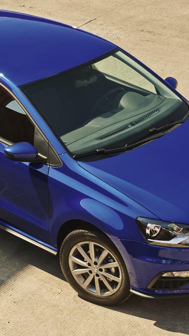 Obtén un Polo 2020 Volkswagen, el auto compacto con mejor rendimiento de gasolina y desempeño.