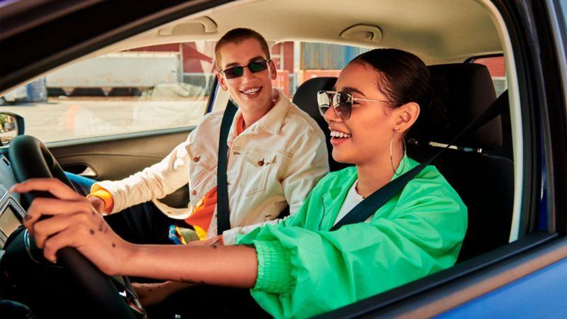 Polo 2020, el auto compacto de Volkswagen con mejor rendimiento de gasolina