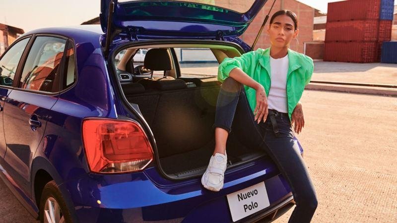 Nuevo Polo 2020 disponible para compra en línea en el sitio de Volkswagen México