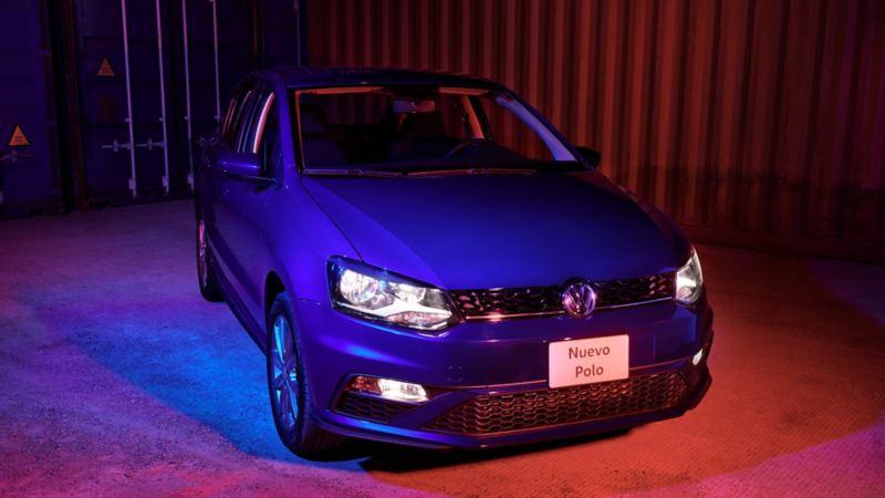 Obtén un Nuevo Polo 2020 Volkswagen, el auto compacto con mejor rendimiento de gasolina y desempeño.