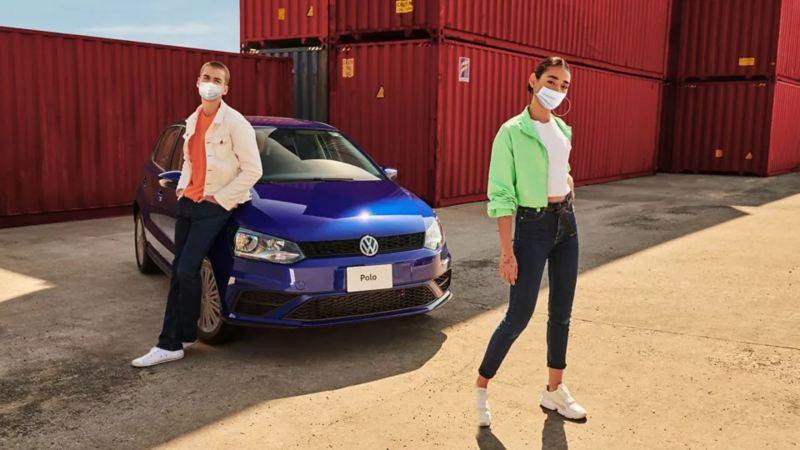 Polo 2020 - Compra un auto compacto con las ofertas de Octubre de Volkswagen